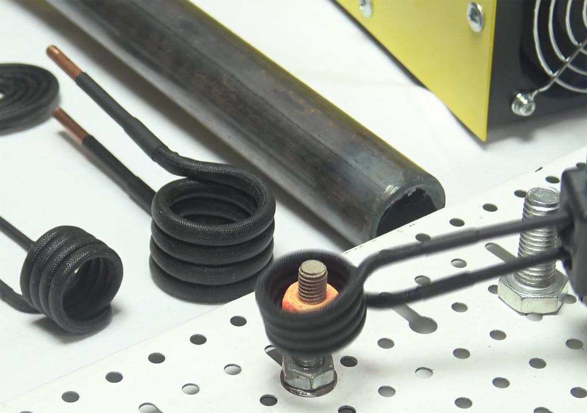 ИНДУКЦИОННЫЙ НАГРЕВАТЕЛЬ Винтовой индукционный нагреватель Код производителя IND MAGNUM нагреватель 2кВА