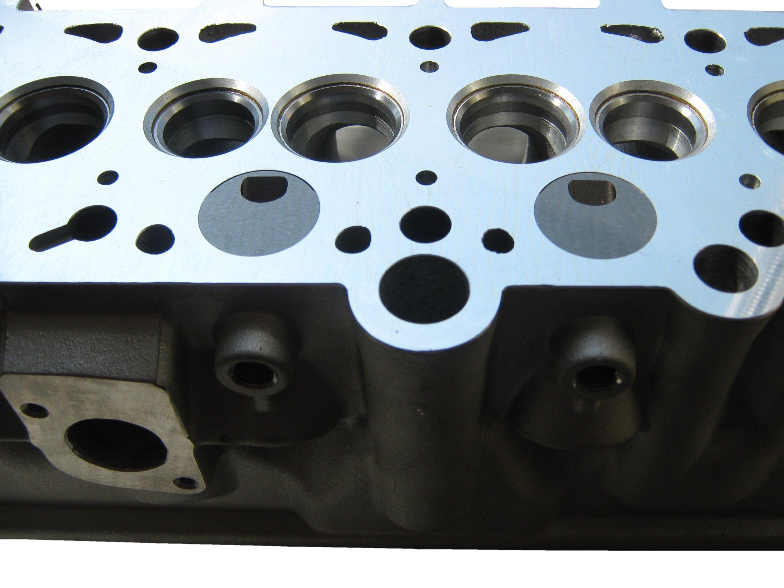 новая головка клапаны vw audi 20 tdi 16v 140 км bkd