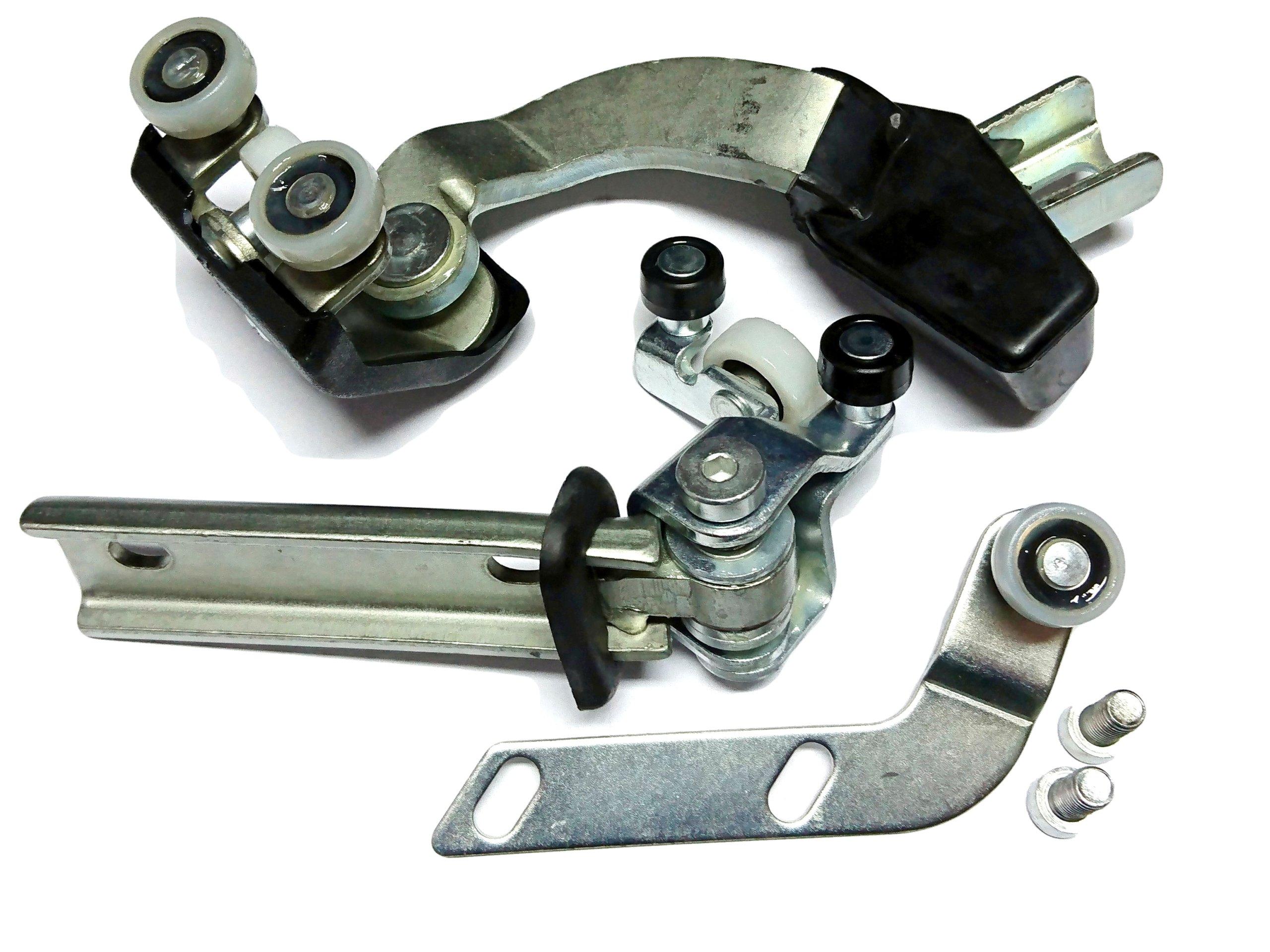 рулон ролики двери коляска iveco 06-14 компл премиум