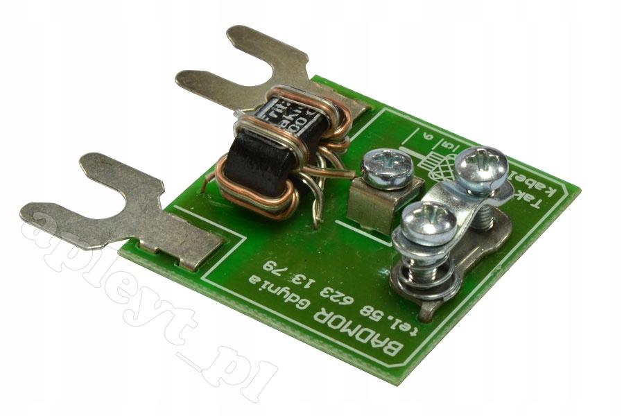 Symetryzator antenowy k. 6-60 BADMOR Waga (z opakowaniem) 0.1 kg