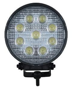 Pracovná lampa LED 27W Cree 2200LM Halogénové svetlá