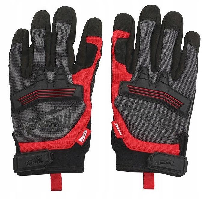 9 Pracovné rukavice Armortex Milwaukee L