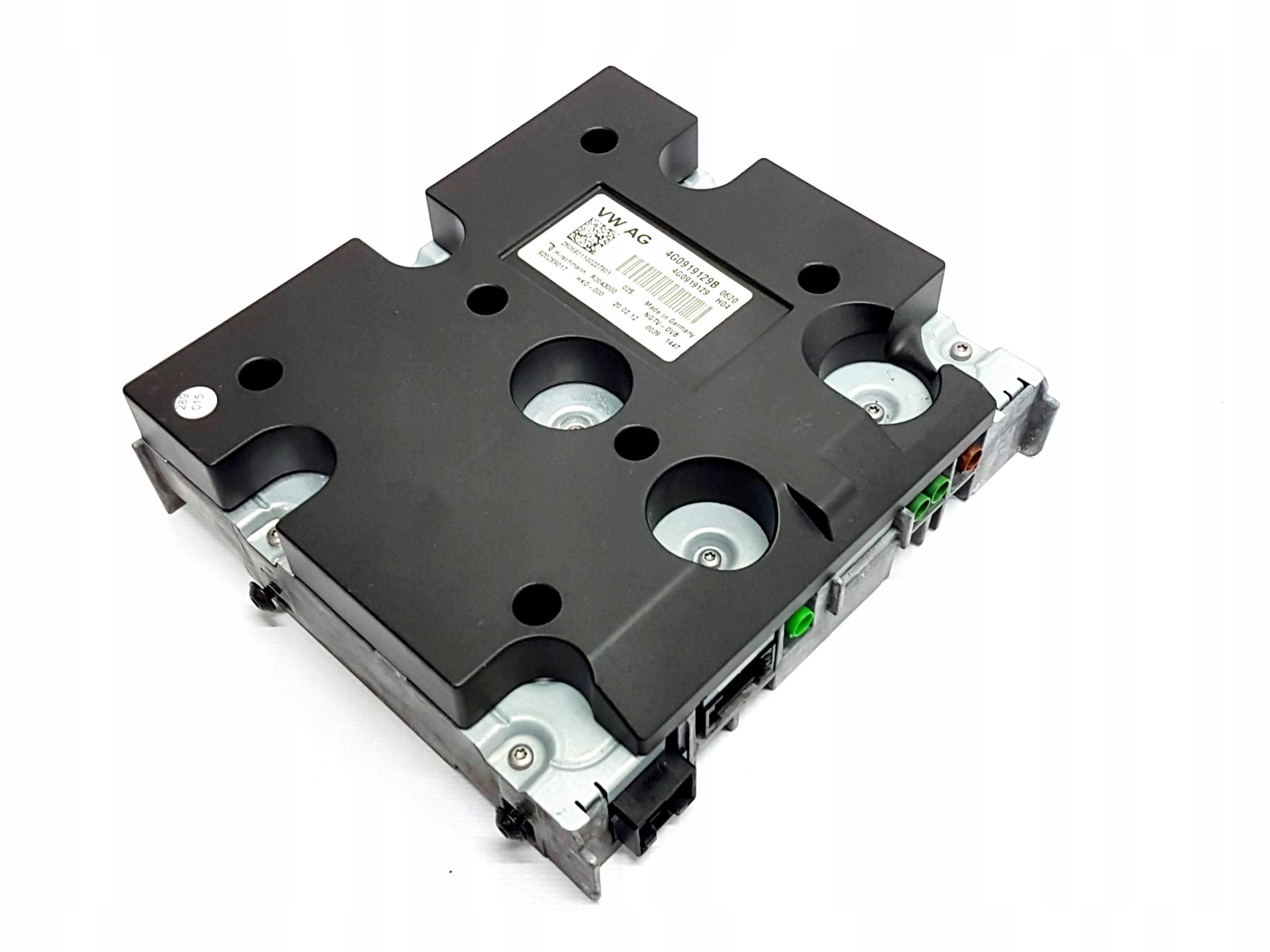 Cyfrowy tuner TV DVB-T Audi A5 A6 Q5 4G0919129B