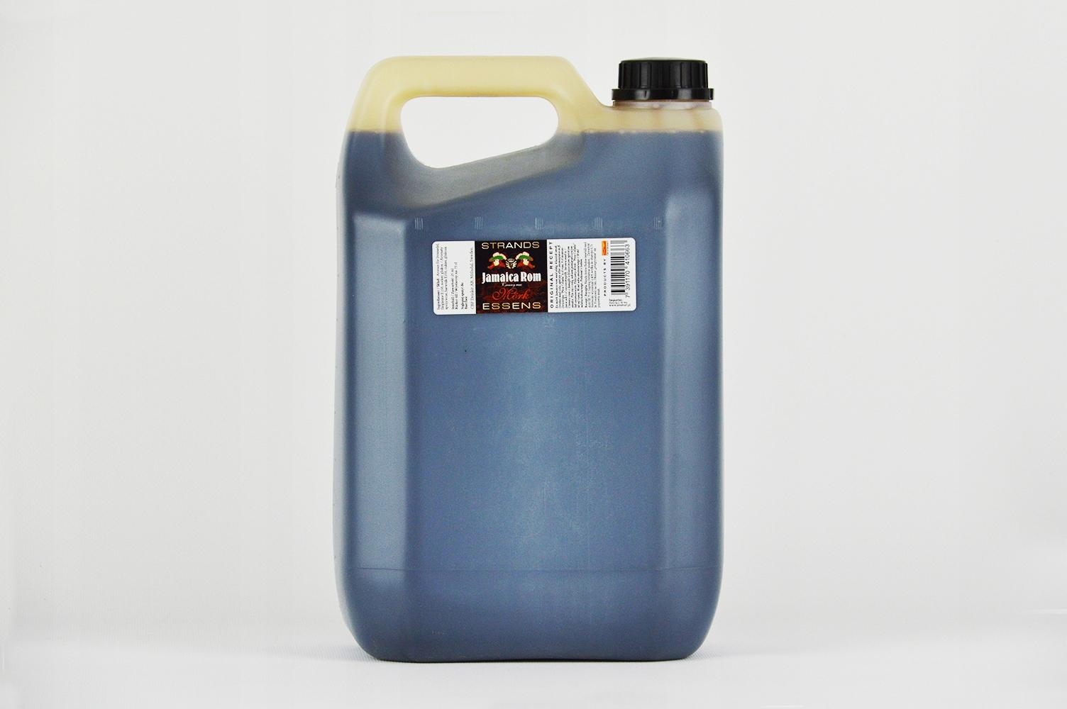Podstatou alkoholu Pramene JAMAICA RUM 5L