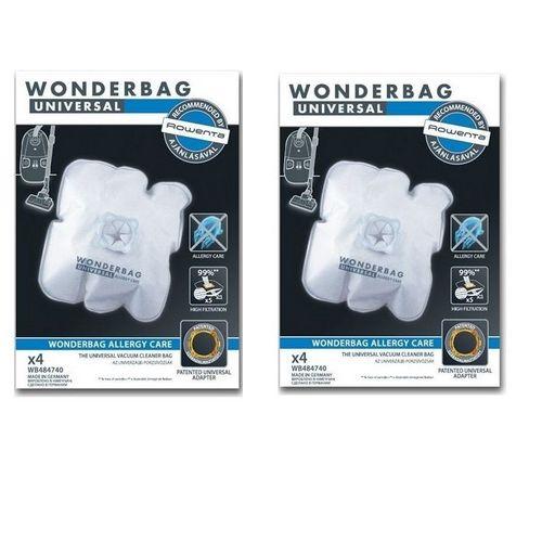 Rowenta Wonderbag WB4847 originálne tašky 8 ks.