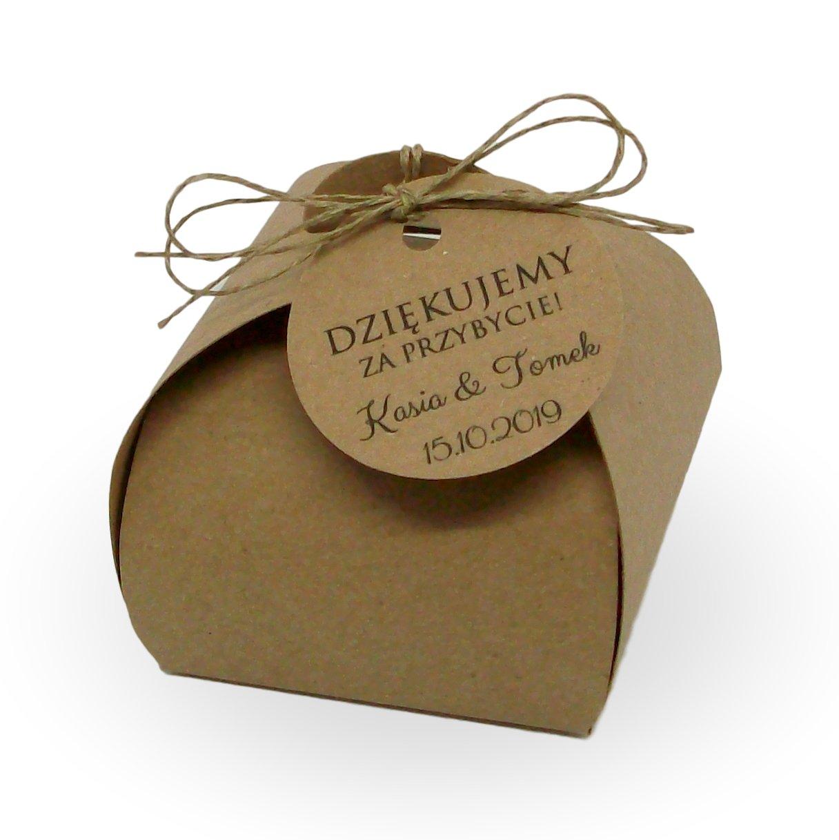 Pudeleczka eko деревенский свадьба крещение подарки
