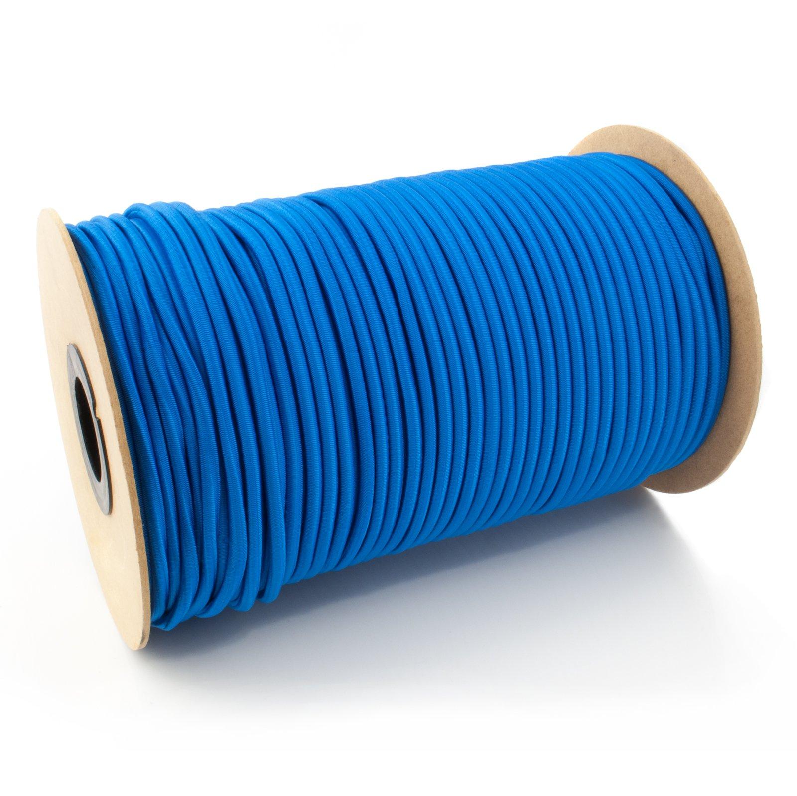 Lano elastické ekspand Modrá 12 mm 50 m