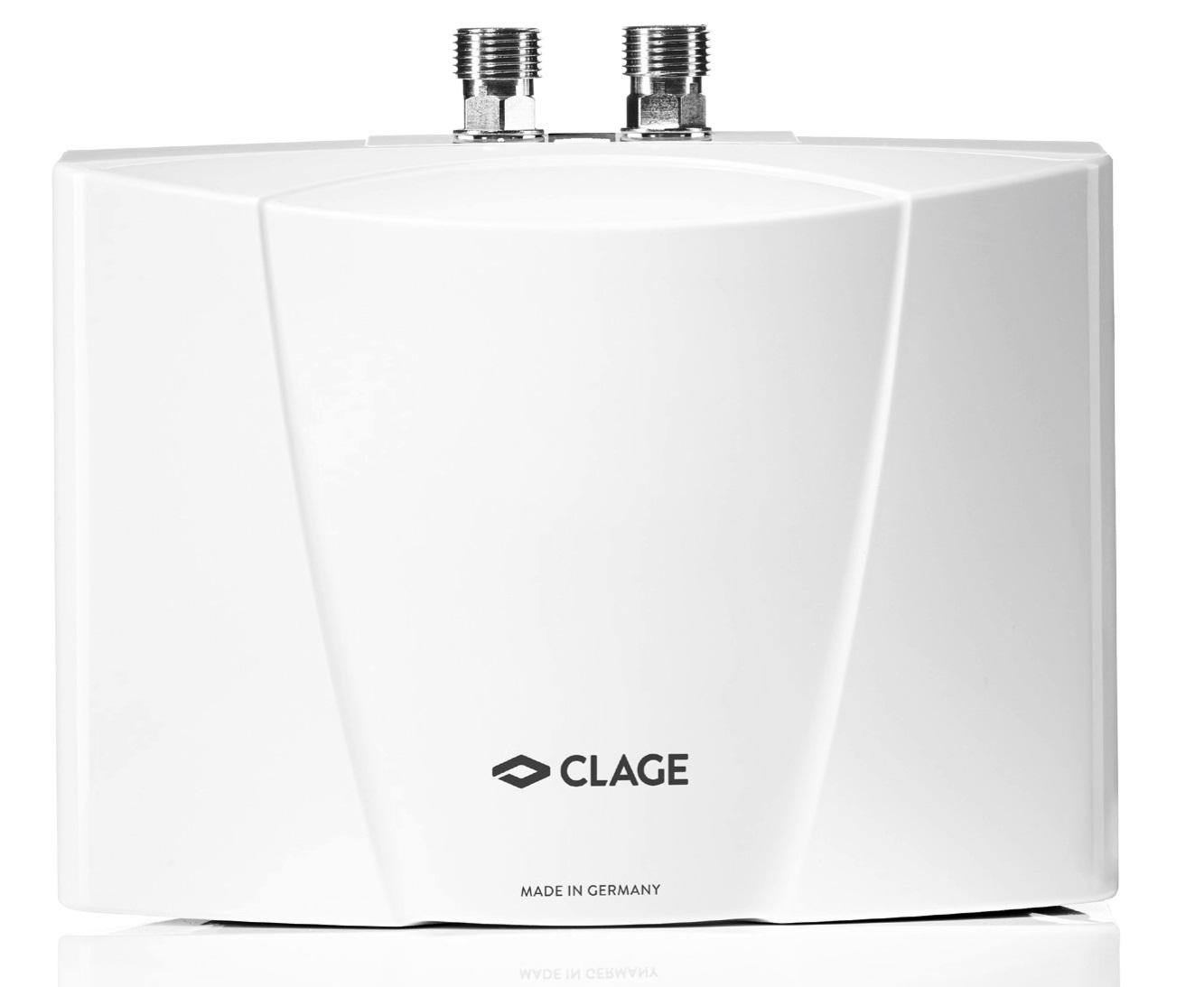 NOVÝ elektrický ohrievač vody CLAGE M6 5,7 kW