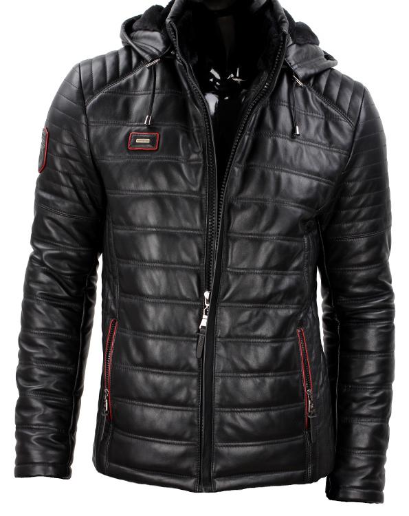 e3f0b536ae2 Рубашка кожаная мужская dorjan wil450 1 куртка m купить в украине ...