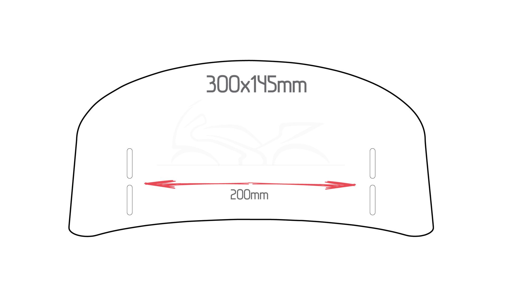 ZIBINTAI (LEMPOS-FAROS) (ZIBINTAS) MOTO UNIVERSALUS, TURIZMUI 14,5cm