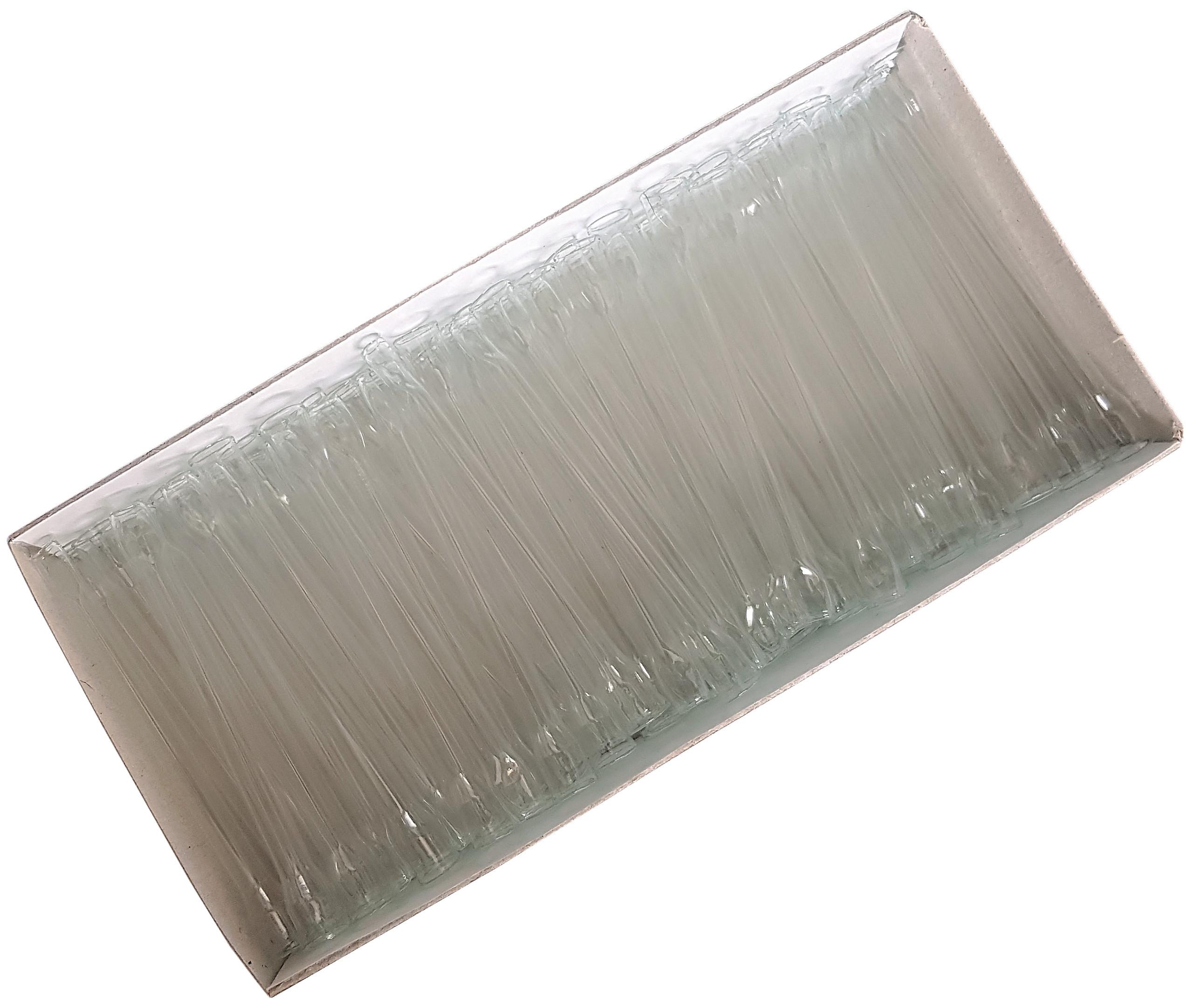 Item 100x Tube Tube Fifka Fifki Cygarniczki Glass