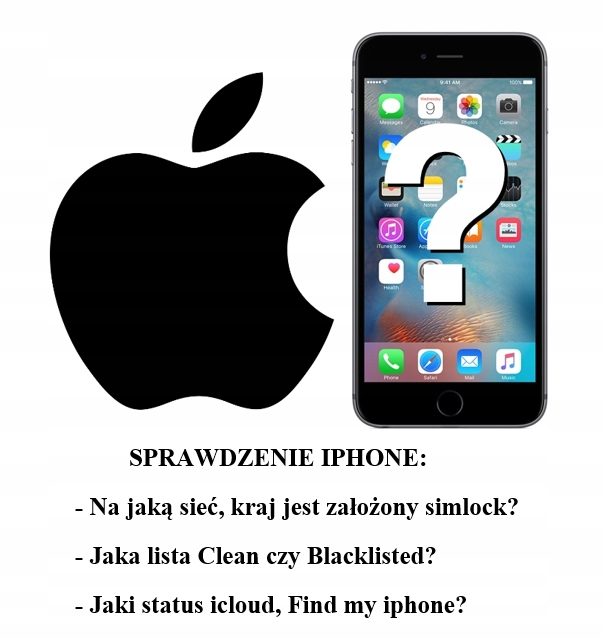 Item CHECK IPHONE NETWORK AND COUNTRY LIST ICLOUD UNLOCK