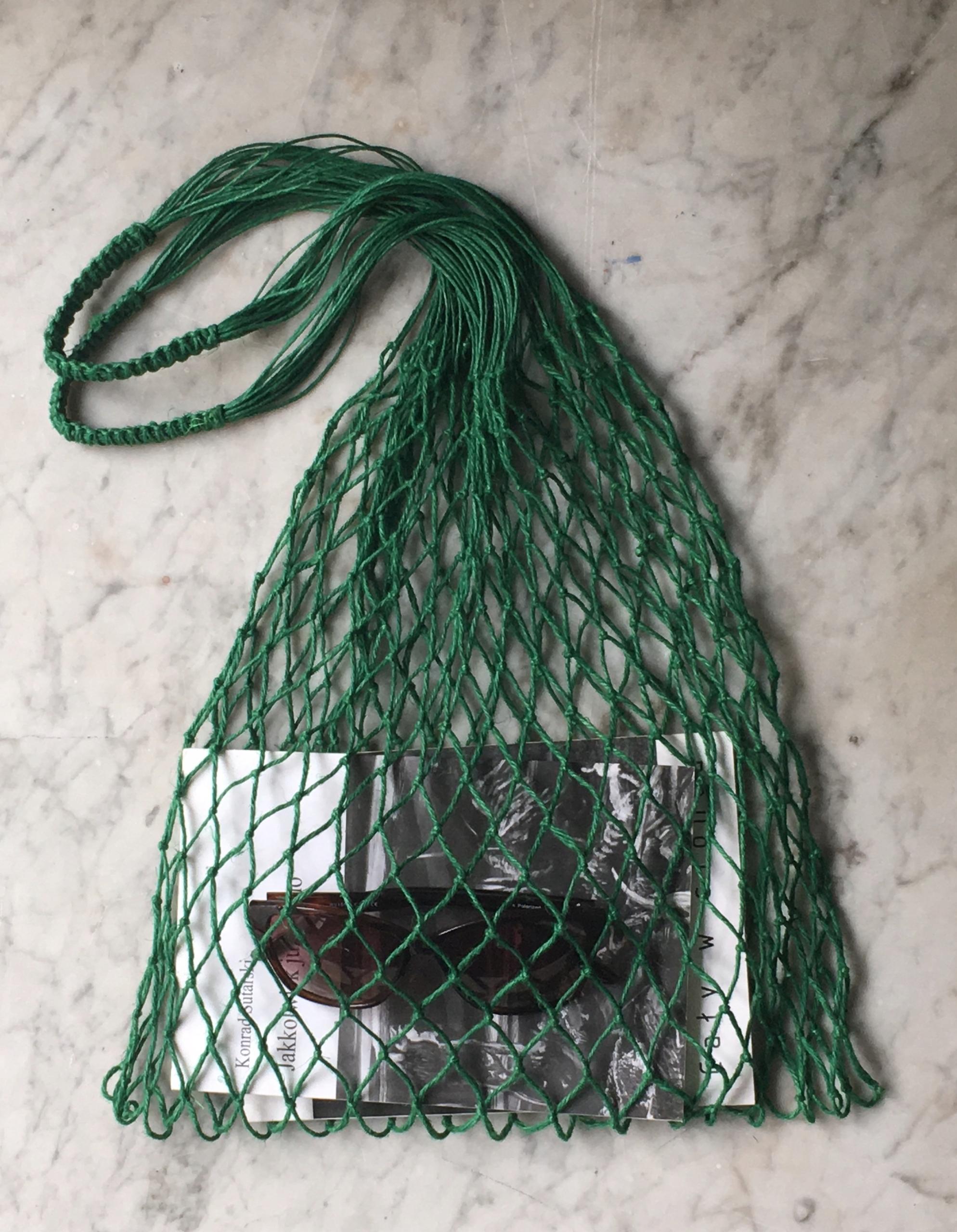 Siatka na zakupy Rękodzieło, Eco torba,Zero waste