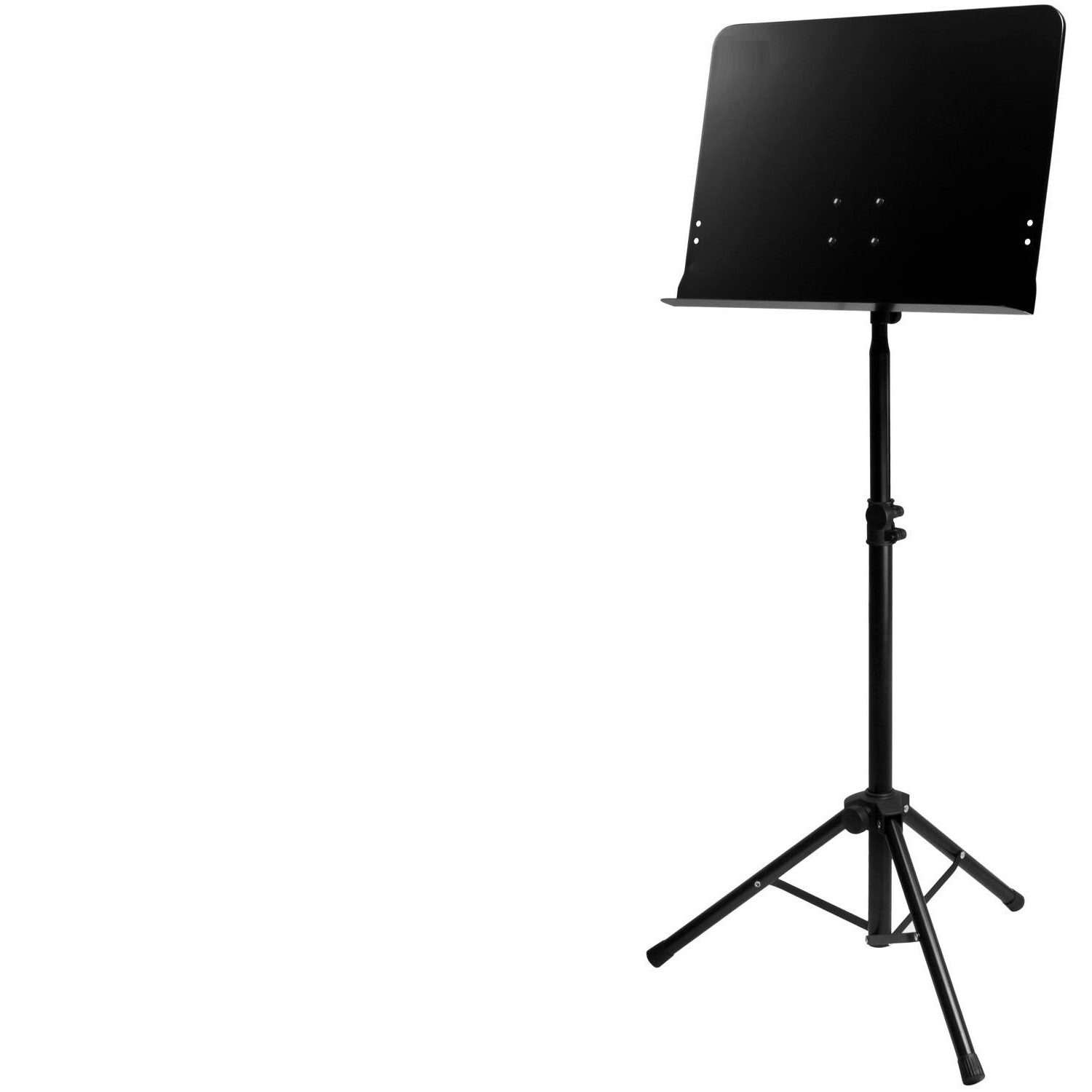 Item MUSIC STAND FOR MUSIC TRIPOD -- A BIG PLATE-FULL