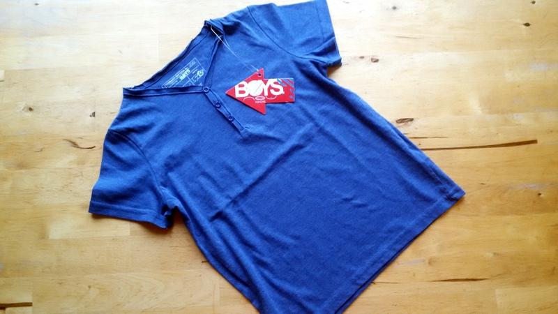 NOVÝ VZHĽAD tričko t-SHIRT blúzka vintage110-116