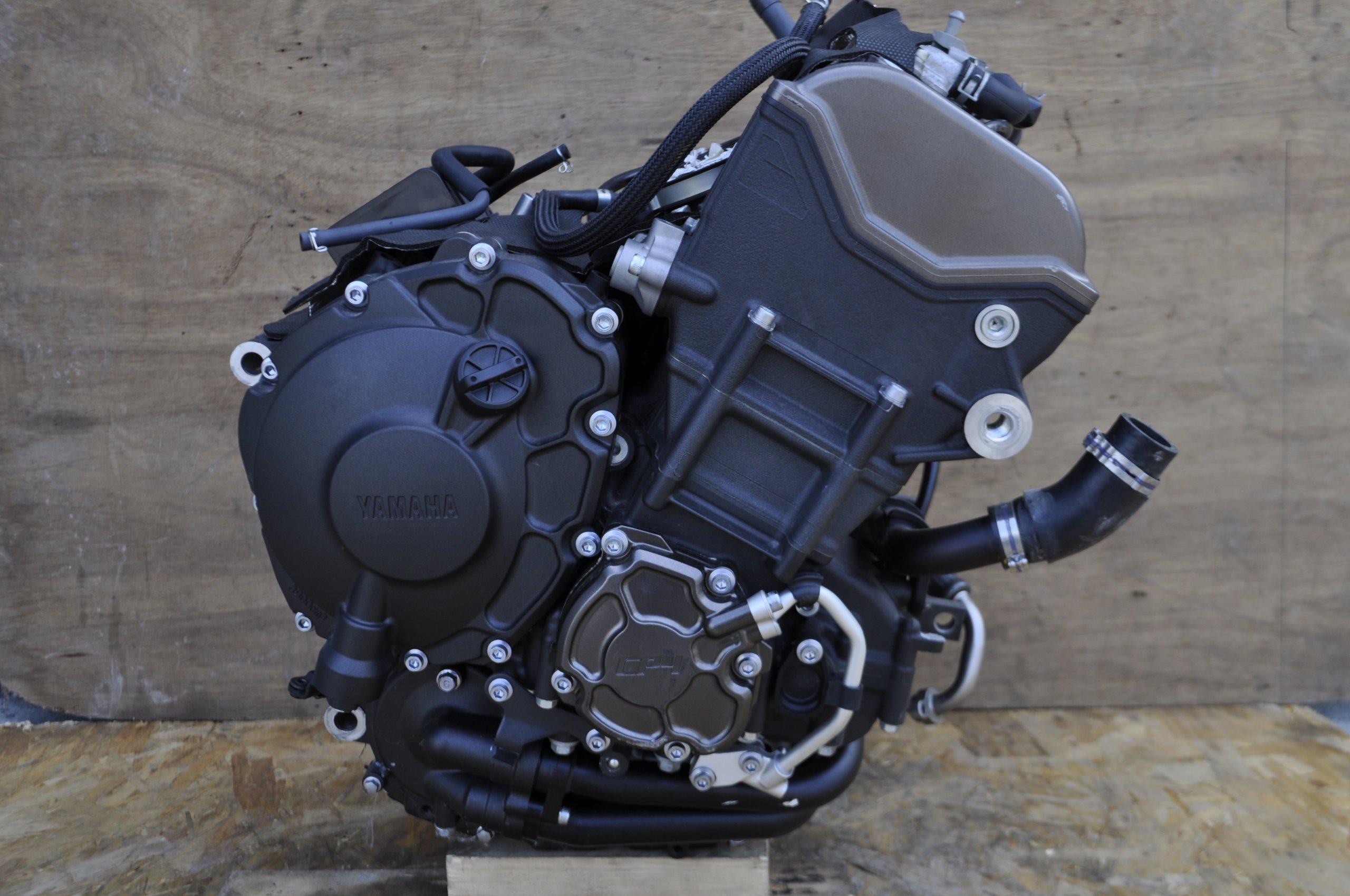 Silnik Yamaha Mt 10 Mt 10 Sp 2016 Rok Sokolniki Allegro Pl