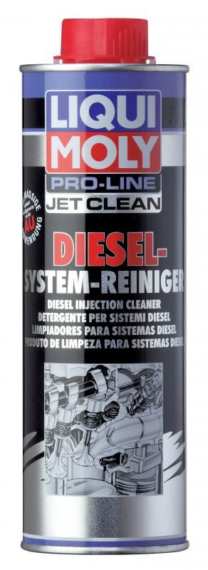 LIQUI MOLY 5154 do czyszczenia wtryskiwaczy Diesel