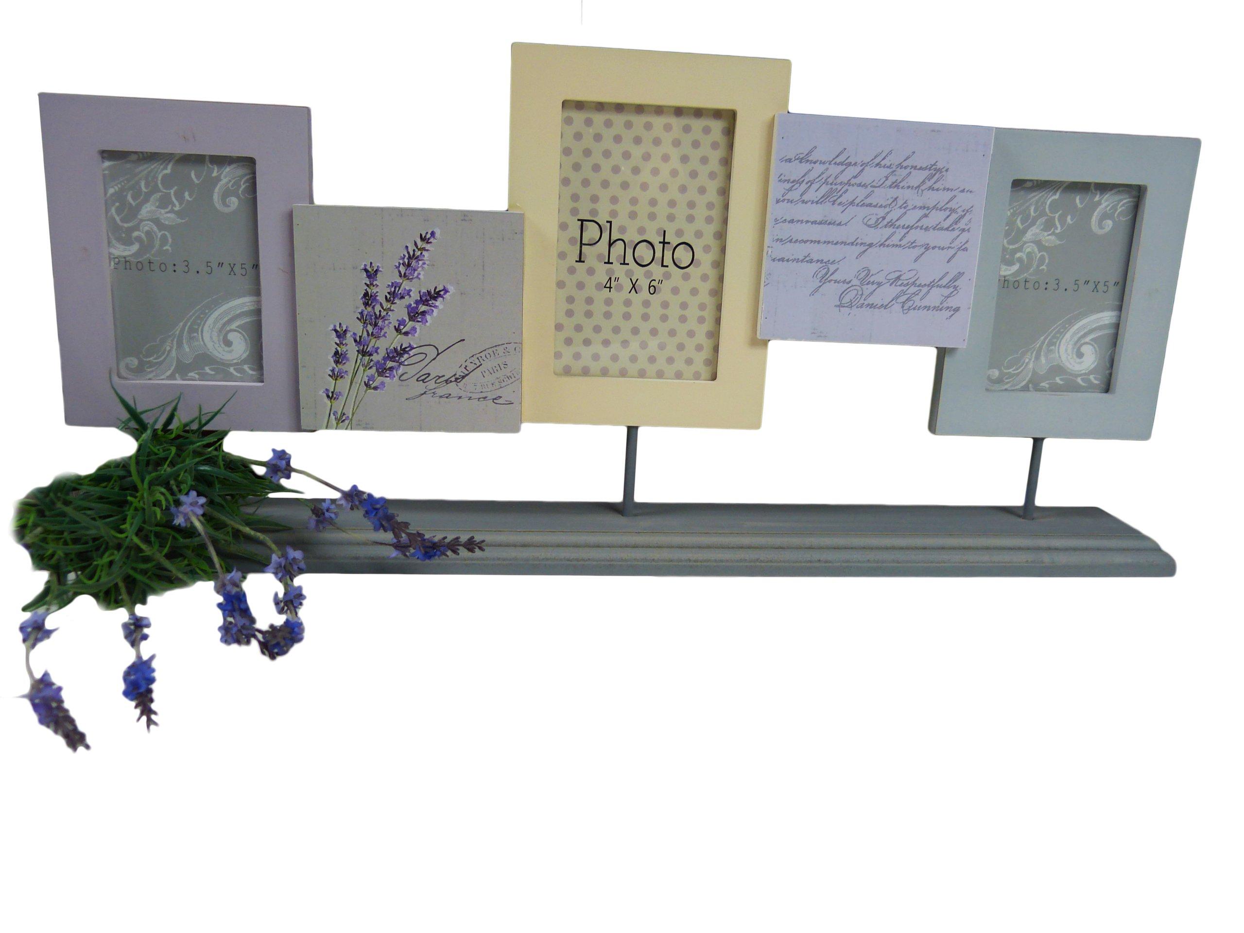 ZEKE fotorámčekov photo frame ošumelé elegantný RETRO