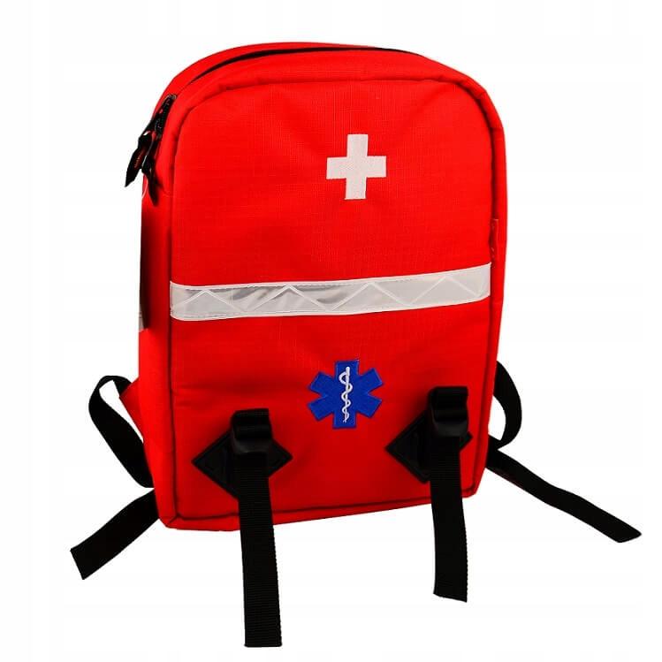 Prvá pomoc kit plecakowa 10 l-škola s nábytkom