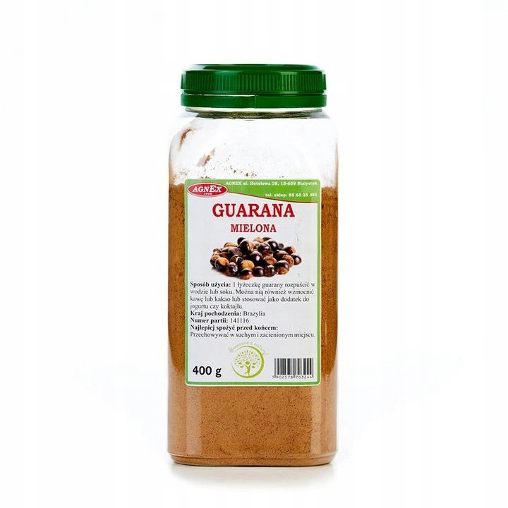 GUARANA MIELONA 400g