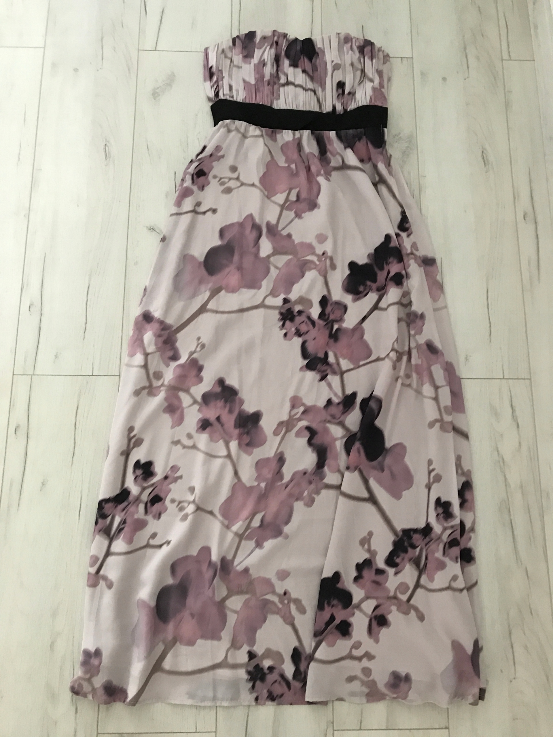 a3e5735c17b1e5 NOWA sukienka długa H&M boho w kwiaty 38 7537585996 - Allegro.pl