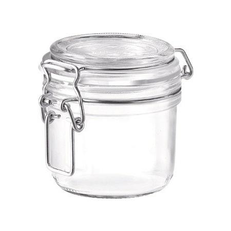JAR s uzavretým vekom 200ml Fido - 6ks 400576