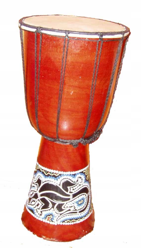 Item DJEMBE Bongo 60 cm, painted from 170.00 €