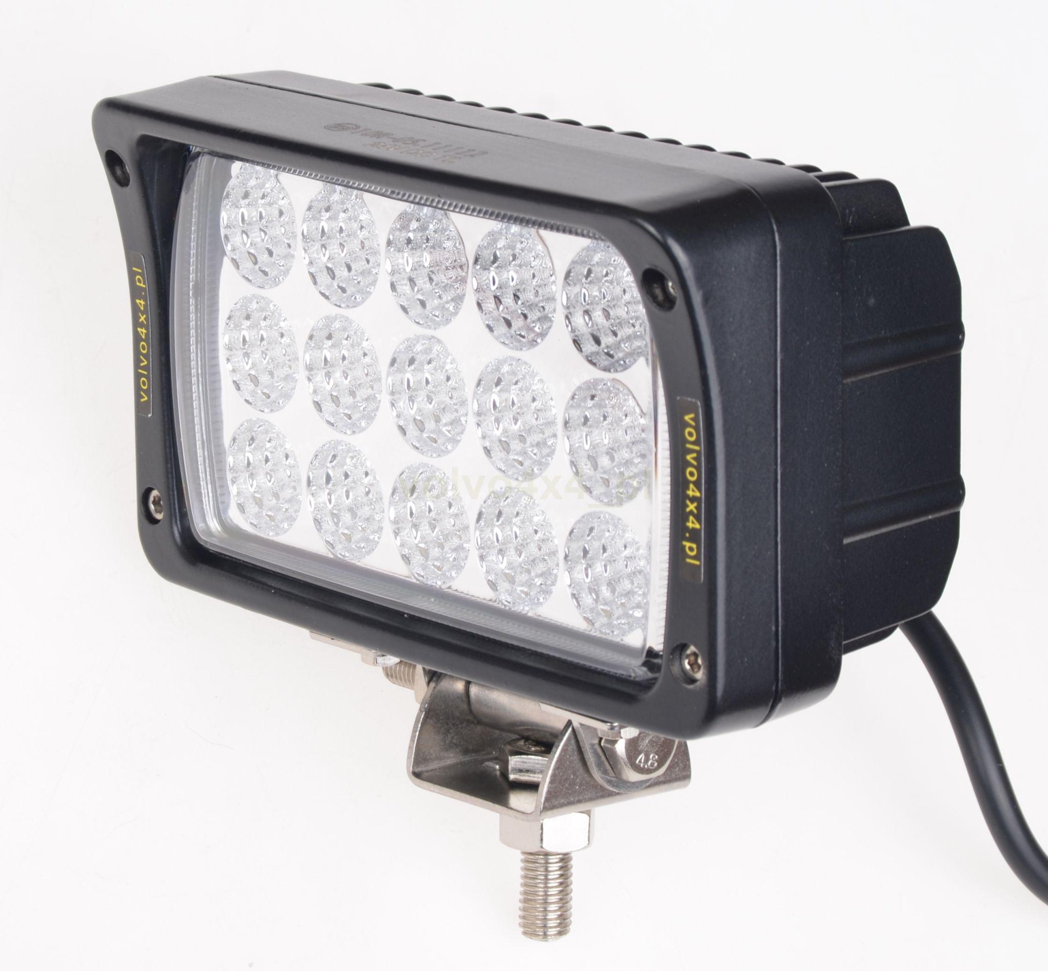 РАБОЧИЙ ГАЛОГЕН 15x LED 45W SUPER LAMP 12V 24V