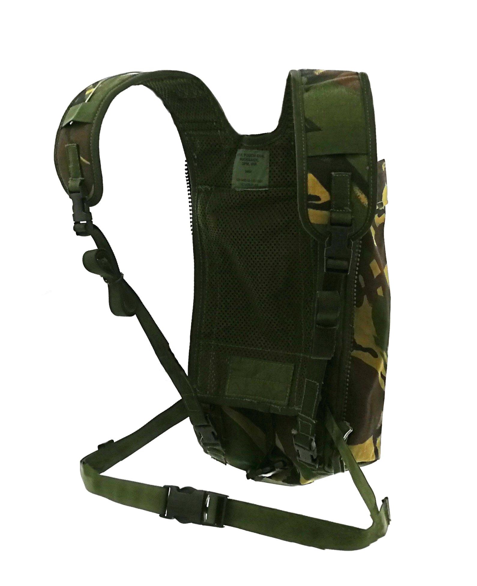 41878e0c19f89 wojskowy plecak szturmowy SIDE POUCH DPM IIG wojna 7503401523 - Allegro.pl