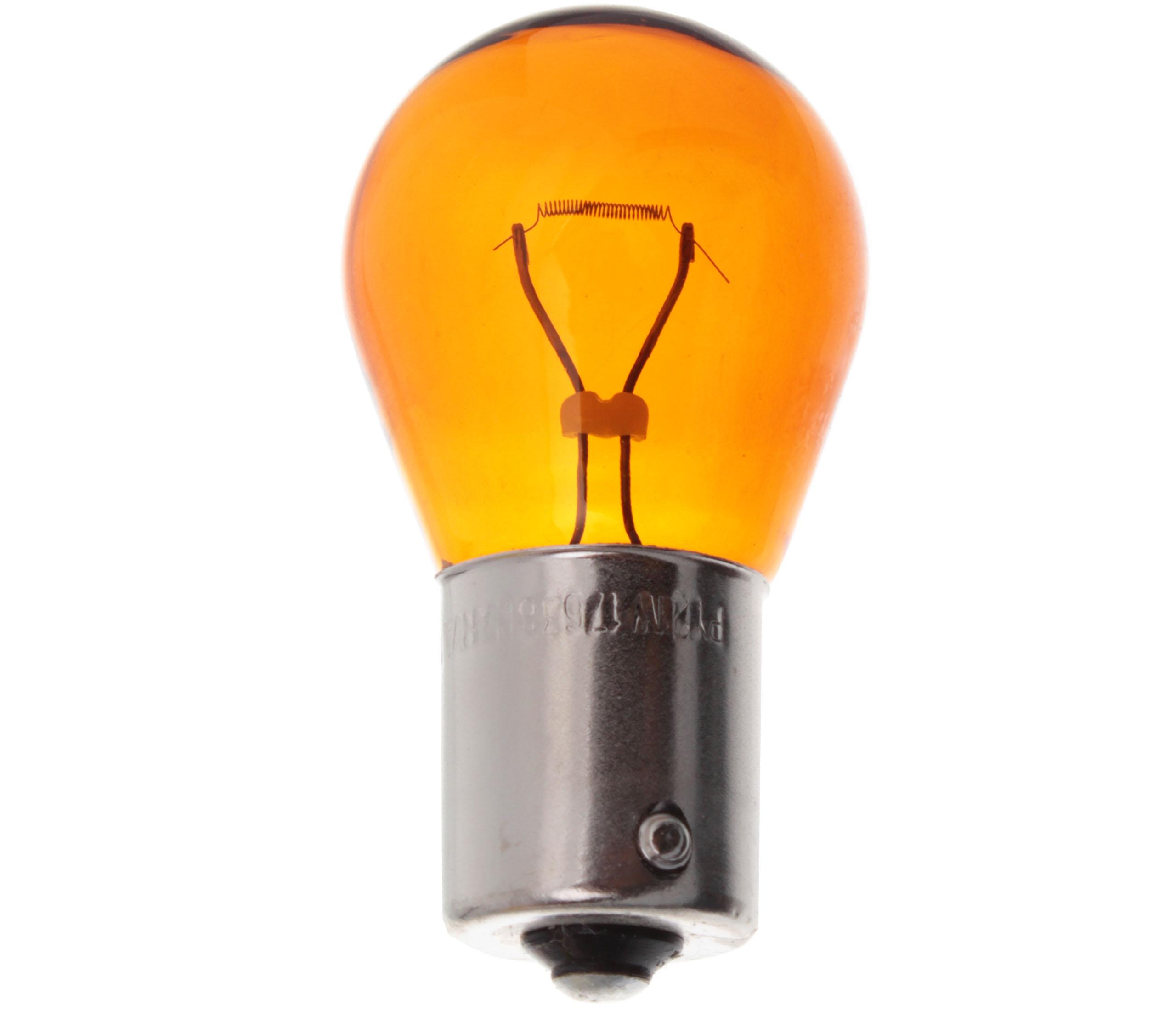 THE LAMP NARVA 12V PY21W BAU15s 21W SIMSON MZ AMBER