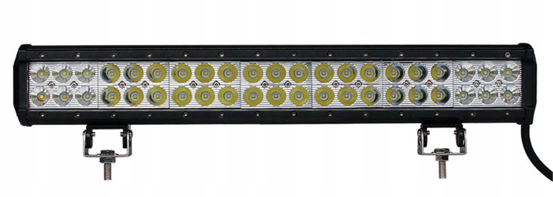 панель led лампа рабочая 126w 42x led osram 50cm
