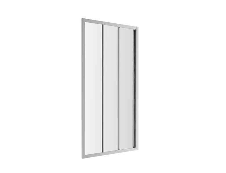 Posuvné sprchové dvere Bronx3 100x185 do výklenkov