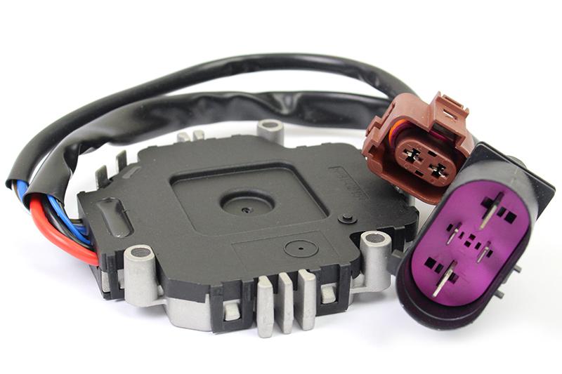 модуль вентилятор радиатора 1k0959455bc 1k0959455cp