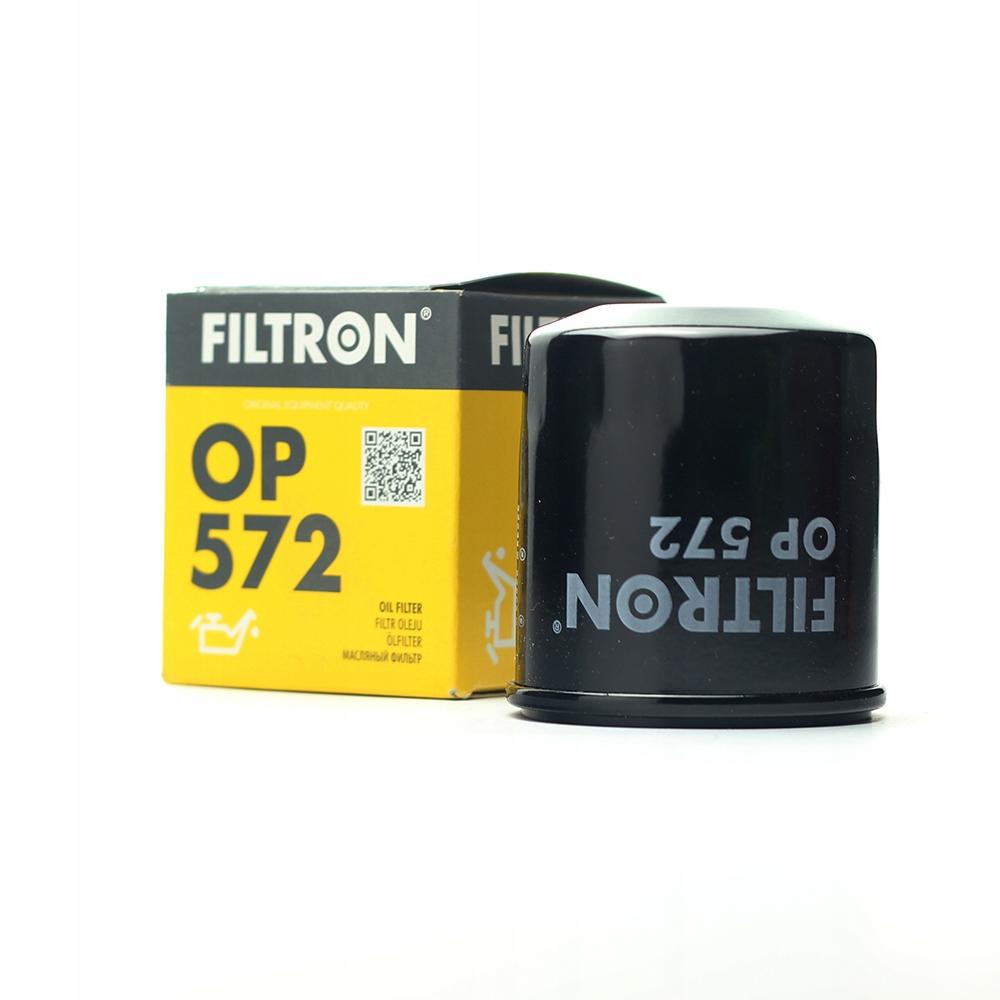фильтр масла toyota avensis corolla filtron op572
