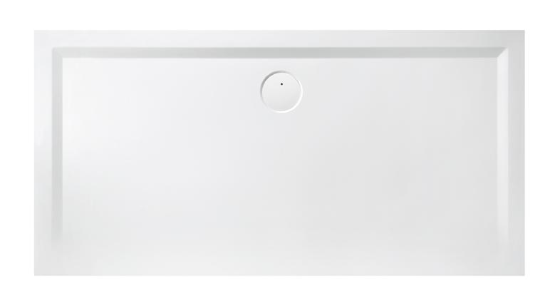 SANPLAST SPACE MINERÁLNY OBDĺžnikový sprchový žľab 70x140