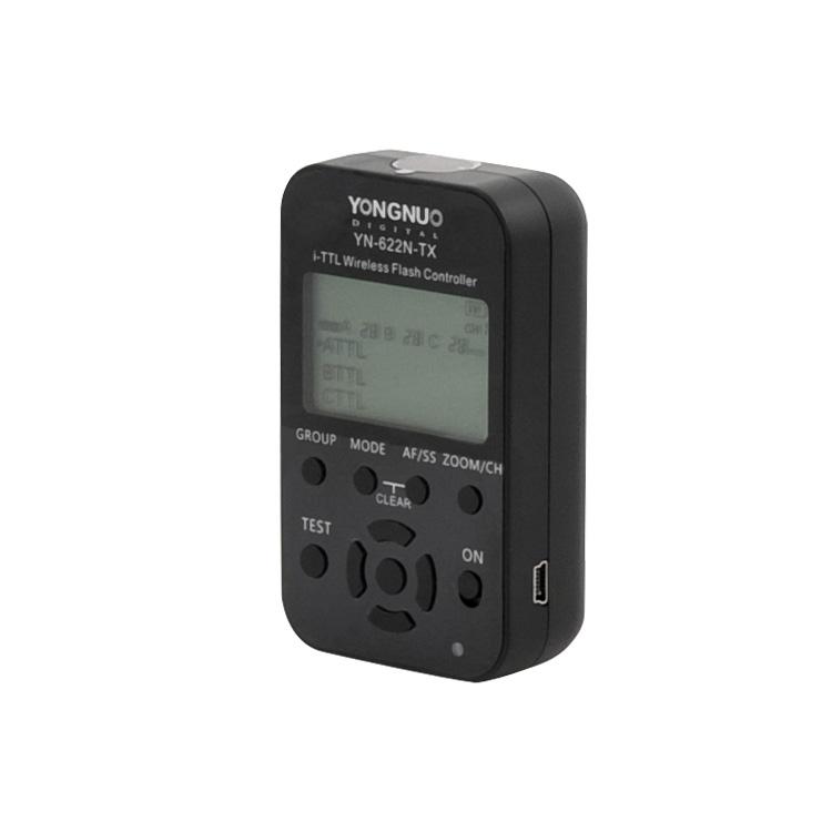 Купить Радио передатчик Yongnuo YN-622N-TX ЖК-iTTL на Otpravka - цены и фото - доставка из Польши и стран Европы в Украину.