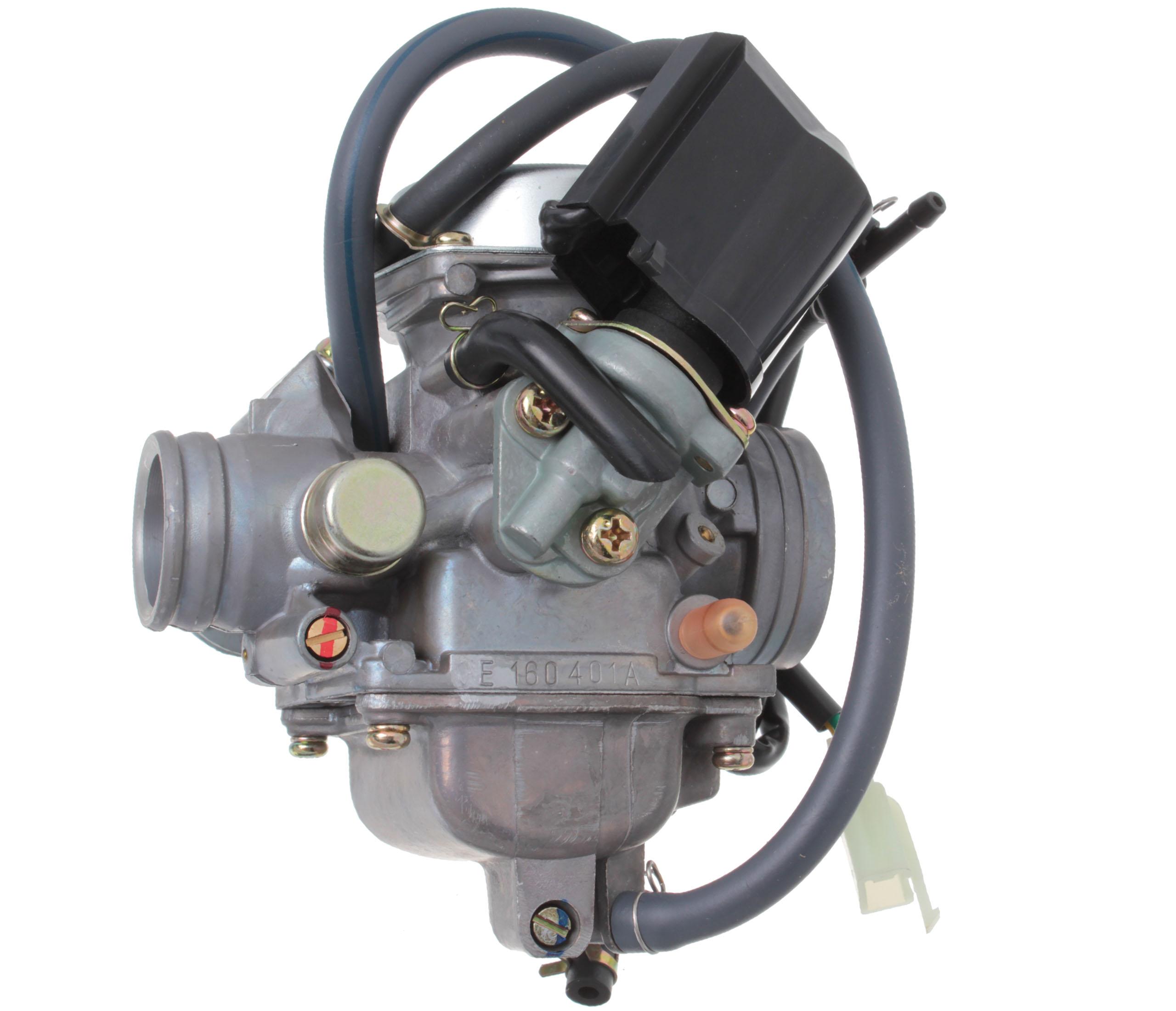 фото топливной системы скутера