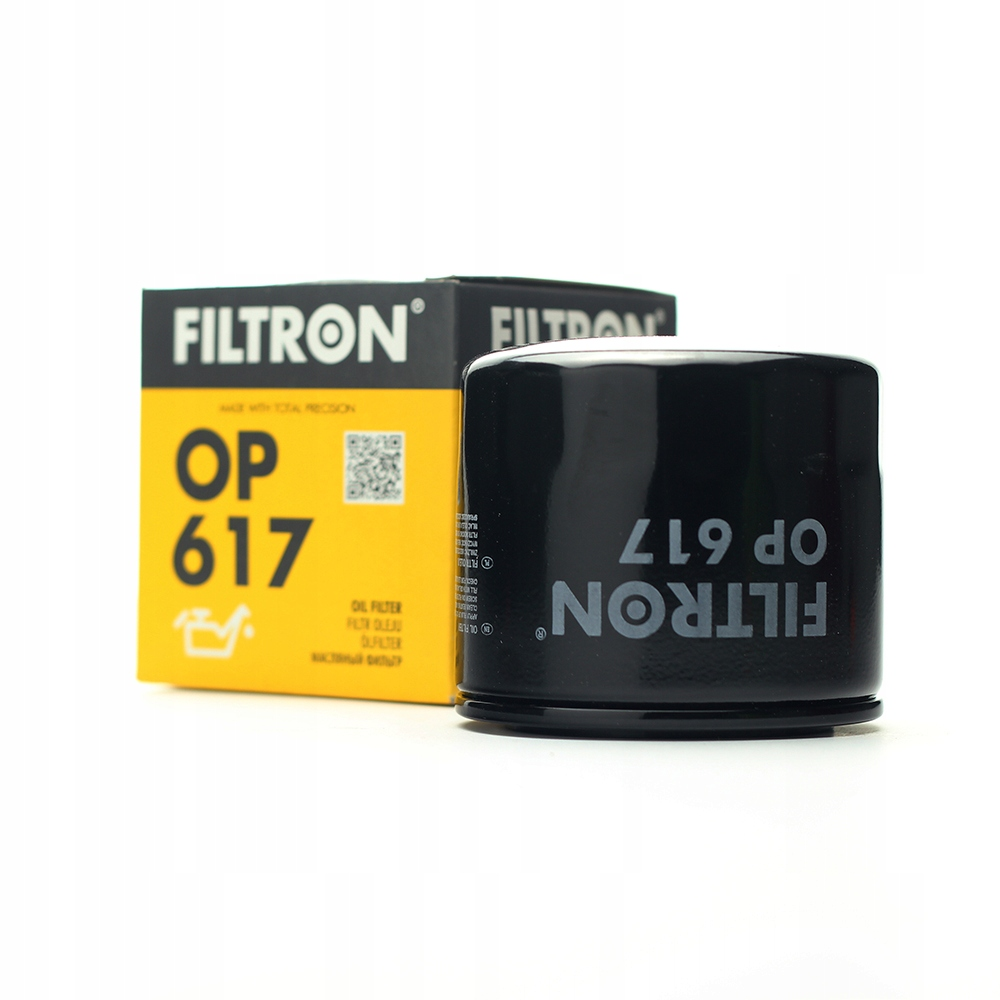 фильтр масла hyundai mazda subaru filtron op617