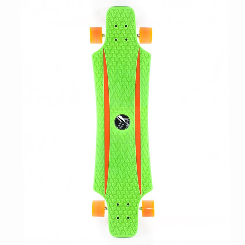 Longboard LB-P3609 Skateboard Nils ABEC 7