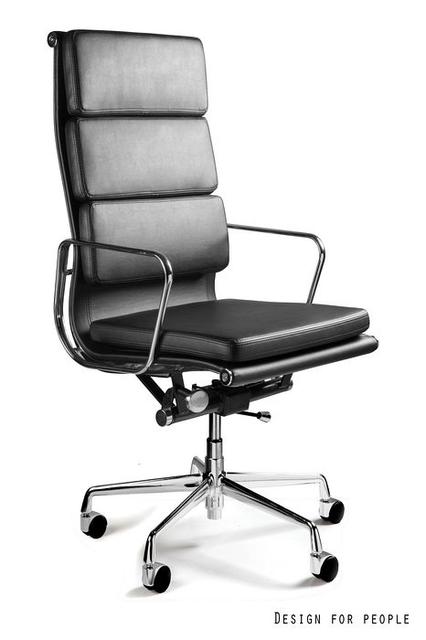 Otočná kancelárska stolička PU Jedinečný Wye
