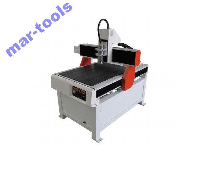 Frézovanie Plotter CNC EM-0609AD
