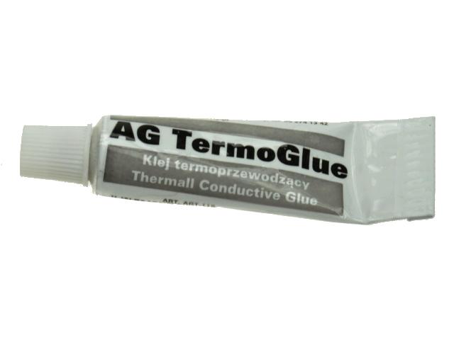 Klej termoprzewodzący AG TermoGlue 1W/mK 10g