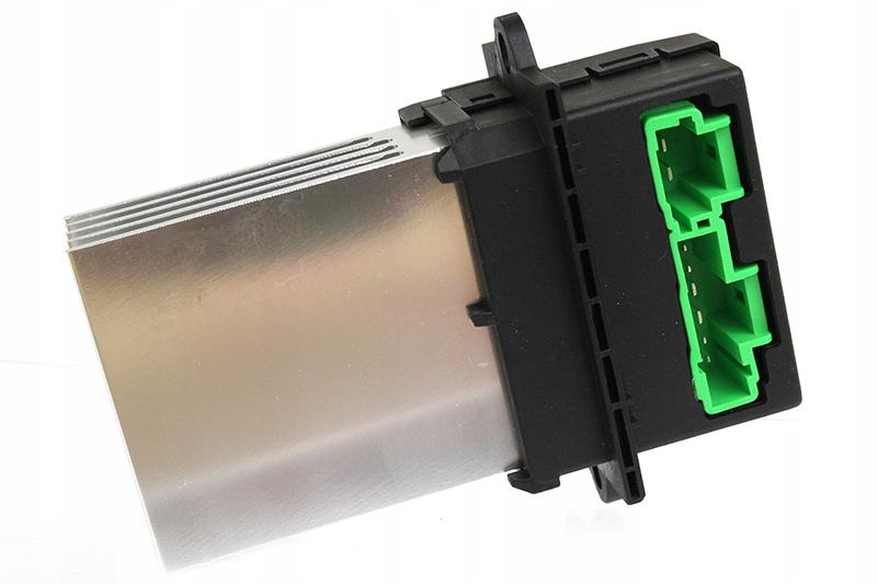 renault scenic i  2 ii резистор резистор воздуходувки
