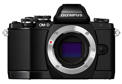 OLYMPUS OM-D E-M10 Digitálne fotoaparát čierne telo