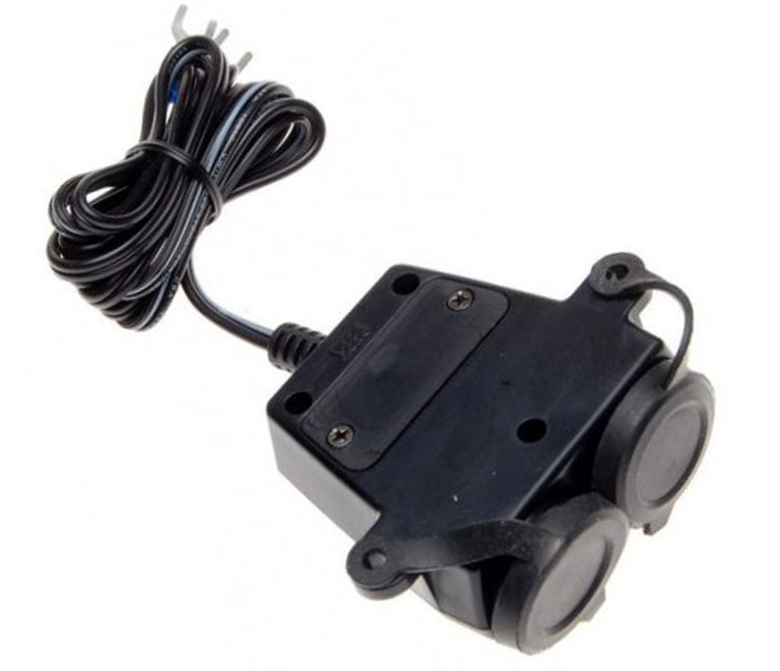 Picture of CAR LIGHTER SOCKET 12V 120W DOUBLE MOTORCYCLE ATV