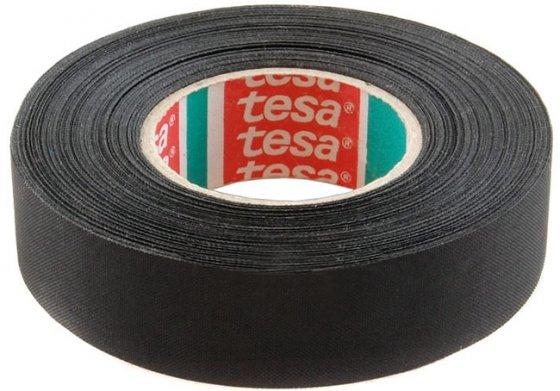 Лента изоляционная teksytlna TESA 19мм 25м черная