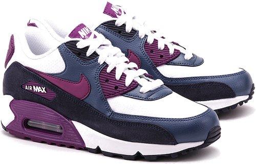 Nike Air Max 90 WMNS 325213 026, Obuwie sportowe, odzież