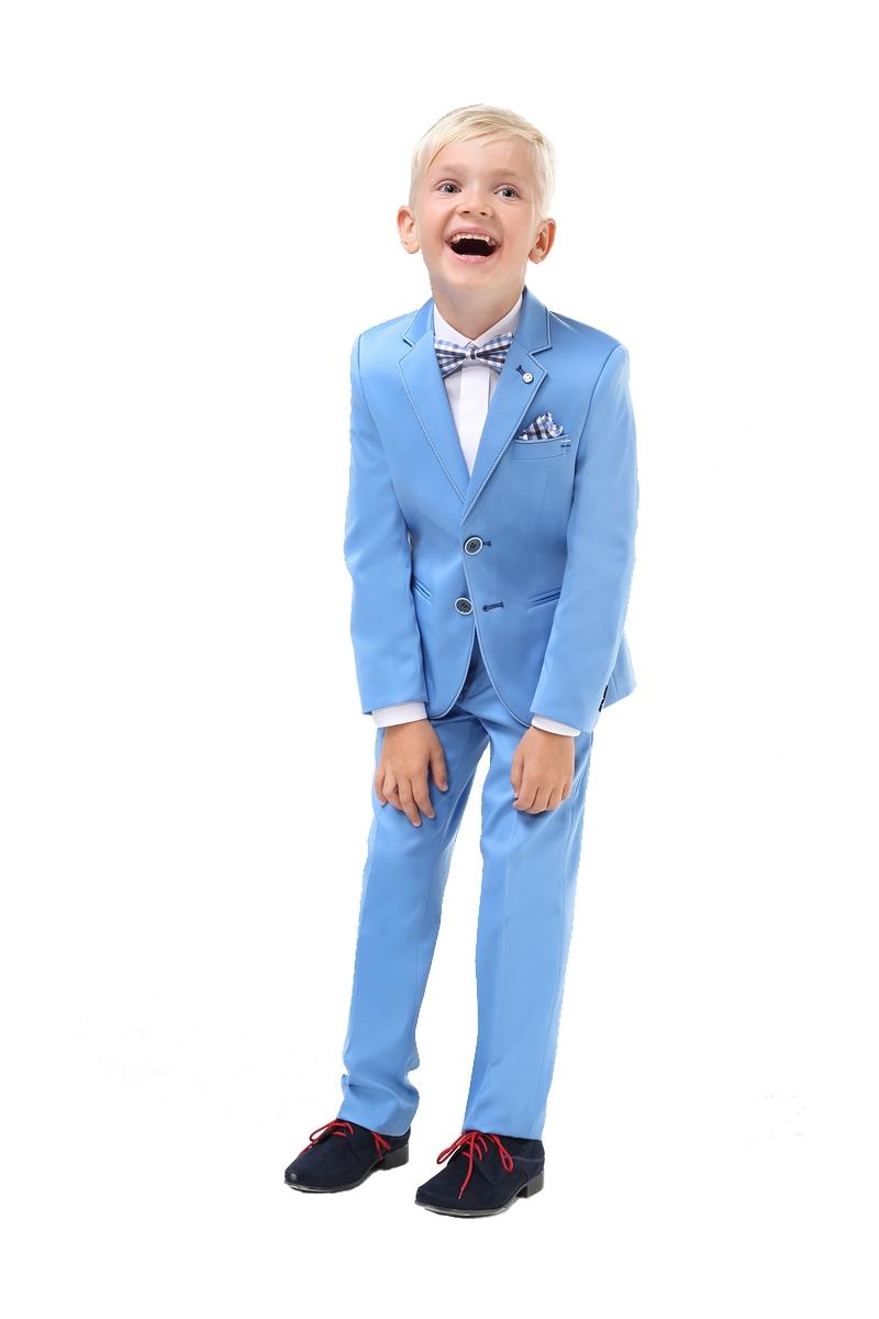 be9e3aece57e1 Niebieski garnitur chłopięcy rozm 98 - 7139008207 - oficjalne ...