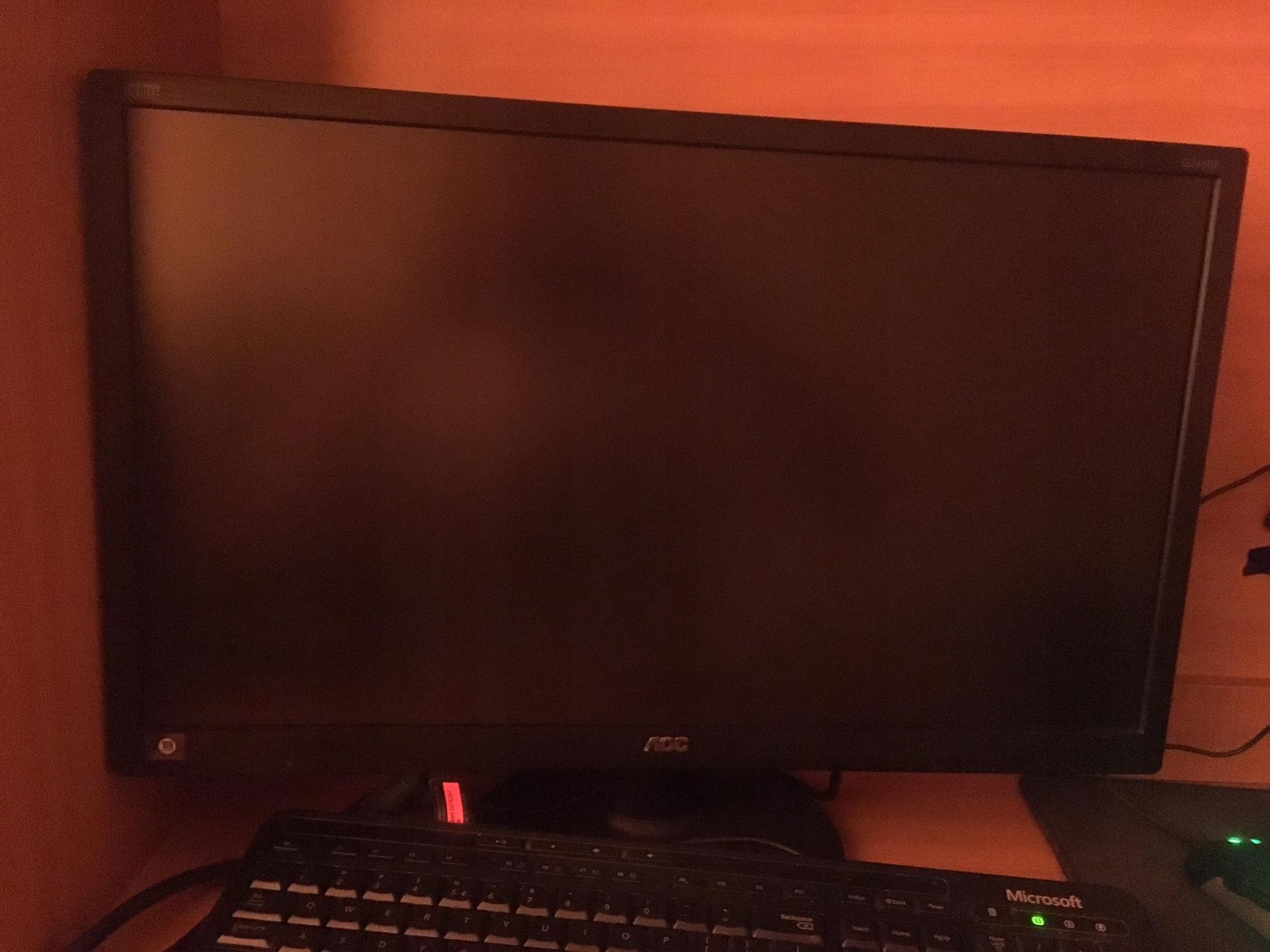 """Monitor 24"""" AOC G2460FQ 144hz 1ms FullHD Gwar"""