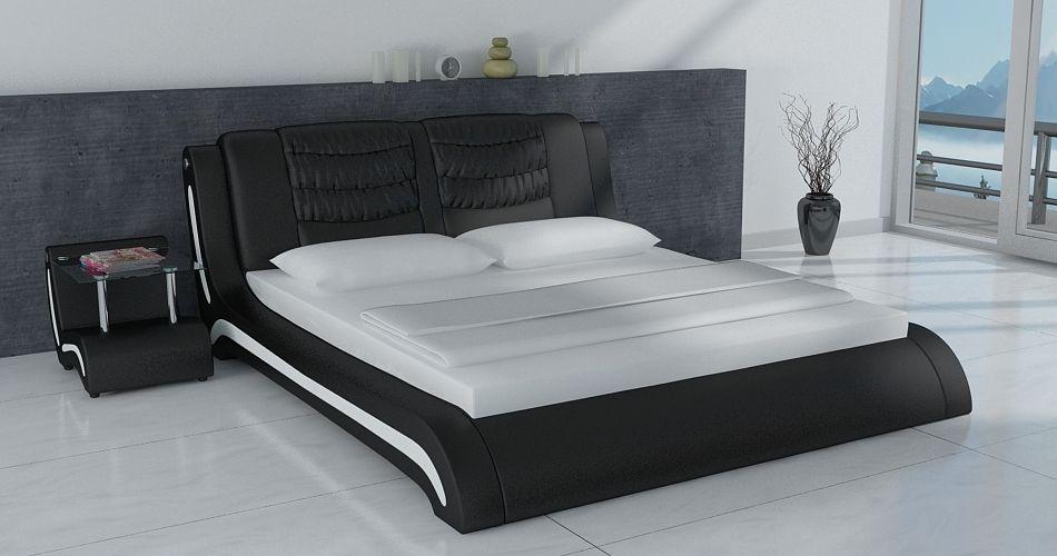 Nowoczesne łóżko Dp Sypialni Lucjan Stelaż 6376352278 Oficjalne